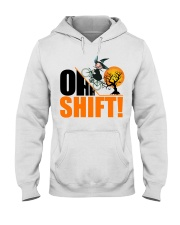 Cycle - Halloween - Ohhh Shift Hooded Sweatshirt tile