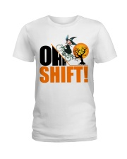 Cycle - Halloween - Ohhh Shift Ladies T-Shirt tile