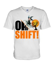Cycle - Halloween - Ohhh Shift V-Neck T-Shirt thumbnail