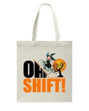Cycle - Halloween - Ohhh Shift Tote Bag thumbnail
