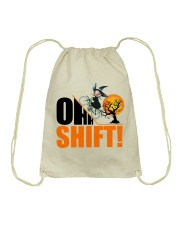 Cycle - Halloween - Ohhh Shift Drawstring Bag tile
