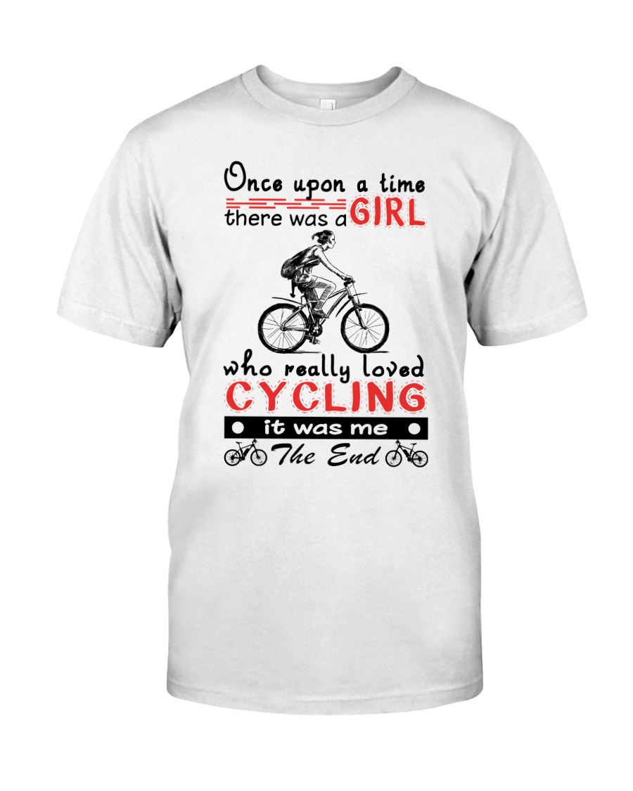 Cycle - Once Upon A Time Classic T-Shirt