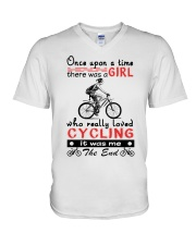 Cycle - Once Upon A Time V-Neck T-Shirt thumbnail