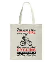 Cycle - Once Upon A Time Tote Bag thumbnail
