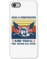 Firefighter You'll Feel Warm Over Phone Case thumbnail
