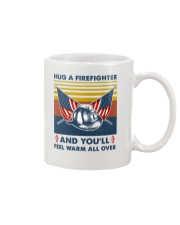 Firefighter You'll Feel Warm Over Mug thumbnail