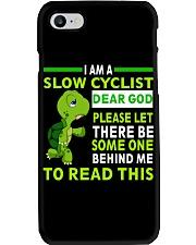 Cycle - I Am A Slow Cyclist Phone Case thumbnail