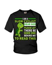 Cycle - I Am A Slow Cyclist Youth T-Shirt thumbnail