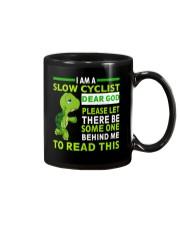 Cycle - I Am A Slow Cyclist Mug thumbnail