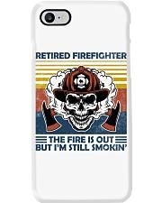 Firefighter Retired Firefighter Still Smokin Phone Case thumbnail