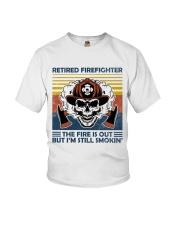 Firefighter Retired Firefighter Still Smokin Youth T-Shirt thumbnail