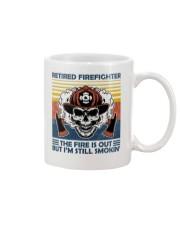 Firefighter Retired Firefighter Still Smokin Mug thumbnail