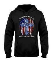 Cycle - Stand for the flag Hooded Sweatshirt thumbnail