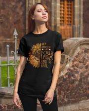 Dachshund My Shadow Tan Classic T-Shirt apparel-classic-tshirt-lifestyle-06
