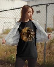 Dachshund My Shadow Tan Classic T-Shirt apparel-classic-tshirt-lifestyle-07