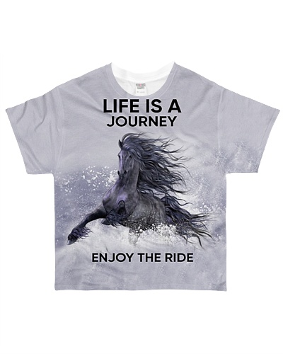 Horse Life Is A Journey