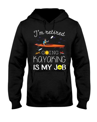 Kayaking - Retired