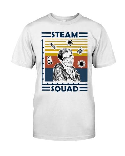 Mathematics Squad Stephen Hawking