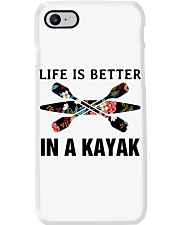 Kayaking - Life Is Better In A Kayak Phone Case thumbnail