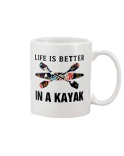 Kayaking - Life Is Better In A Kayak Mug thumbnail