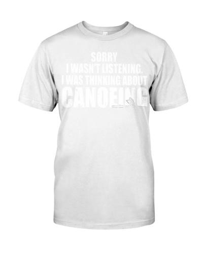 Canoeing - I Was Thinking About Canoeing
