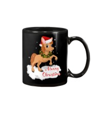 Horses - Merry Christmas Mug tile