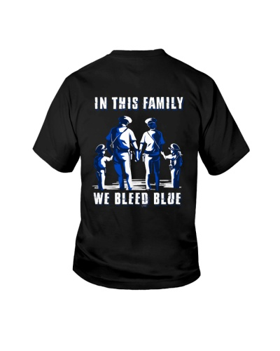 In This Family We Bleed Blue