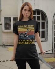 Temp Thou May Ingest Classic T-Shirt apparel-classic-tshirt-lifestyle-19