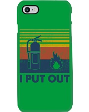 Firefighter I Put Out Phone Case thumbnail