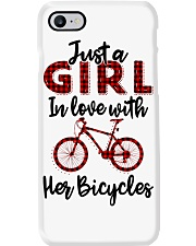 Cycle - Girl Phone Case thumbnail