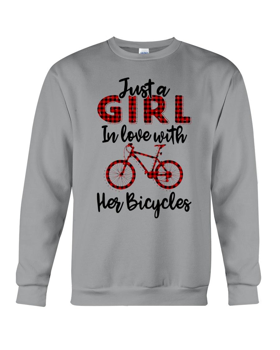 Cycle - Girl Crewneck Sweatshirt