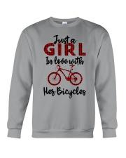 Cycle - Girl Crewneck Sweatshirt front
