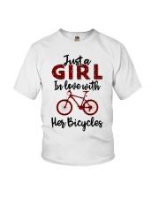 Cycle - Girl Youth T-Shirt thumbnail