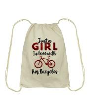Cycle - Girl Drawstring Bag thumbnail