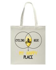Cycle - Cycling And Beer Tote Bag thumbnail