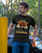 Camping I Am Done Fighting Classic T-Shirt apparel-classic-tshirt-lifestyle-front-44