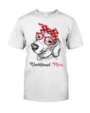 Dachshund - Mom Classic T-Shirt front