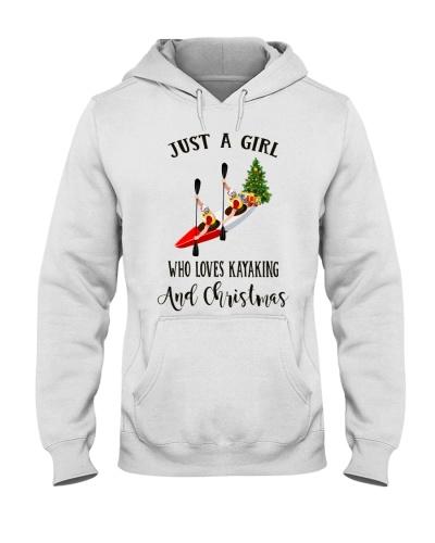 Kayaking - Just A Girl