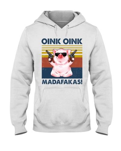 Pig Oink Oink Madafakas