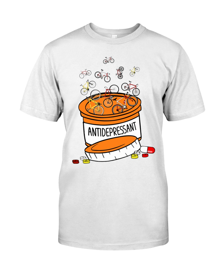 Cycle - Antidepressant Classic T-Shirt