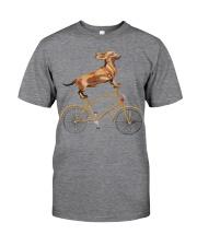 Dachshund - Cycling Classic T-Shirt front