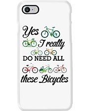 Cycle - I Really Do Need Al These Bicycles Phone Case thumbnail