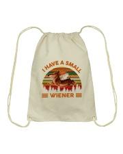 I Have Small Wiener Drawstring Bag thumbnail