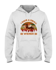 I Have Small Wiener Hooded Sweatshirt thumbnail