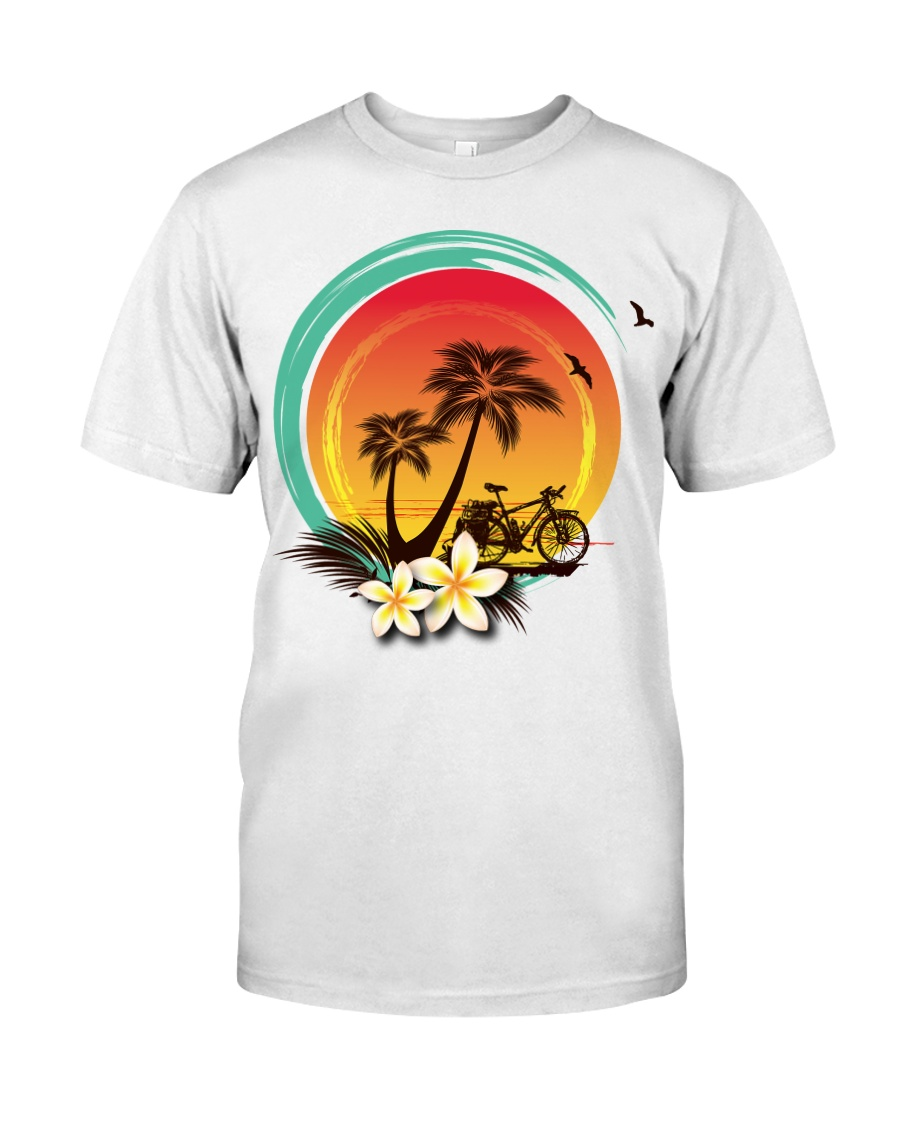 Cycle - Sunset Classic T-Shirt