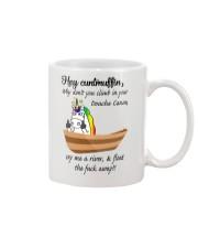 Canoeing - Hey Cuntmuffin Mug thumbnail