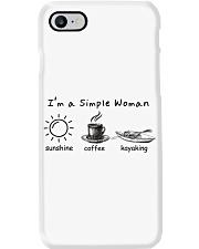 Kayaking - I Am A Simple Woman Phone Case thumbnail