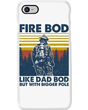 Firefighter Bod Like Dad Bod Phone Case thumbnail