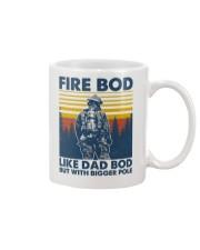 Firefighter Bod Like Dad Bod Mug thumbnail