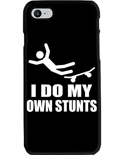 Skateboarding - I Do My Own Stunts